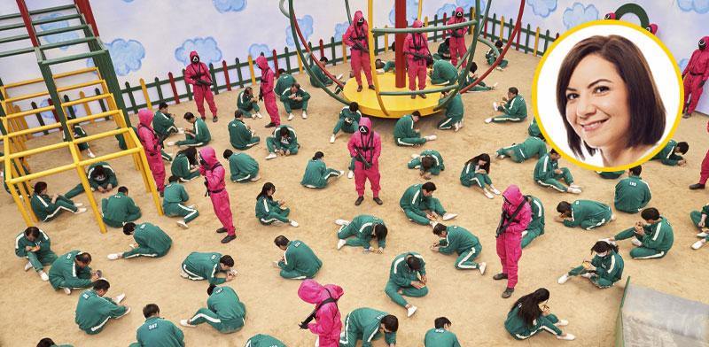 משחקי הדיונון / צילום: Associated Press, Youngkyu Park/Netflix