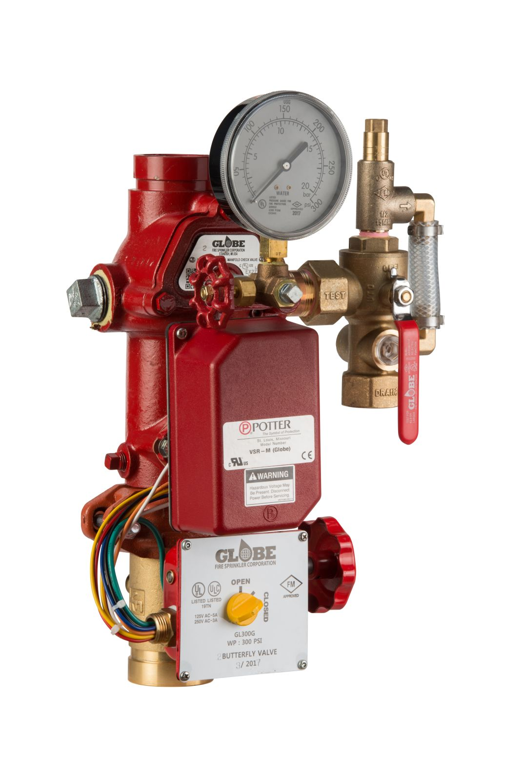 Why Should You Connect The Water Flow Switch To The Alarm System