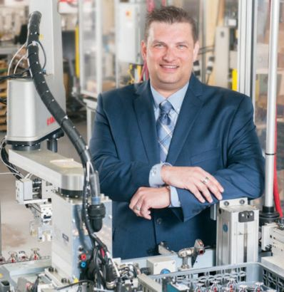 Michigan Manufacturing Magazine Features Globe