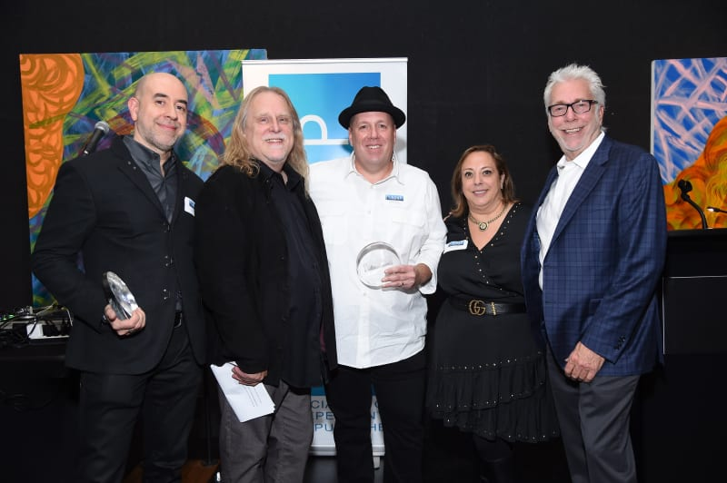 Atlas Music Publishing Wins 2019 NY AIMP Indie Award