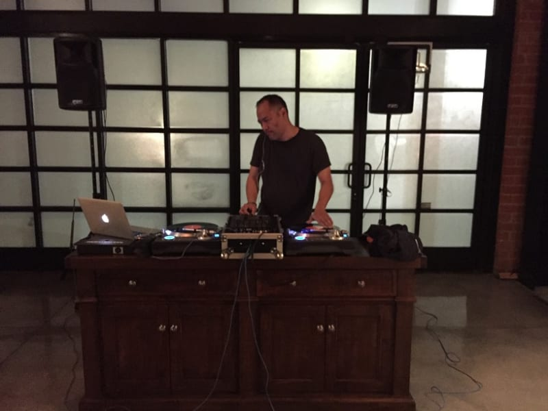 Dan the Automator Performs Rare Live Set at Atlas Private Event