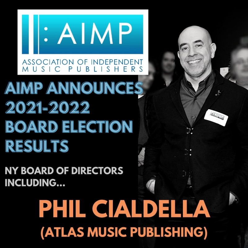Atlas COO Re-elected to the Board of Directors for AIMP's NY Chapter