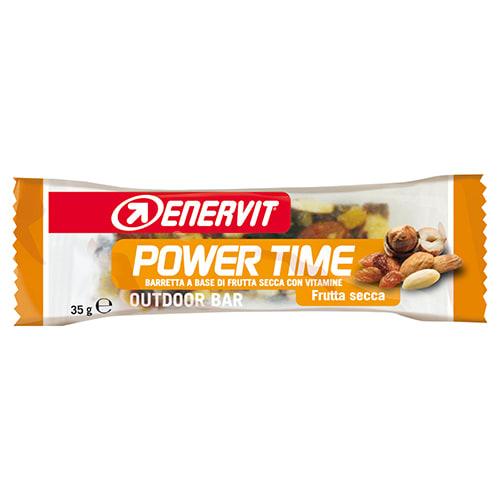 ENERVIT POWER TIME - Frutta secca 1 barretta