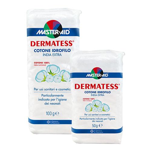 Dermatess Cotone Idrofilo 100 Gr