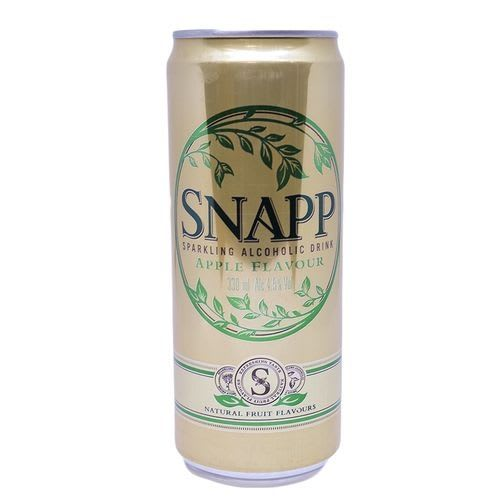 Snap Cider Can 330Ml