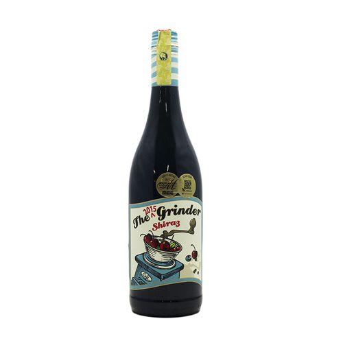 Grinder Shiraz Red Wine 750Ml