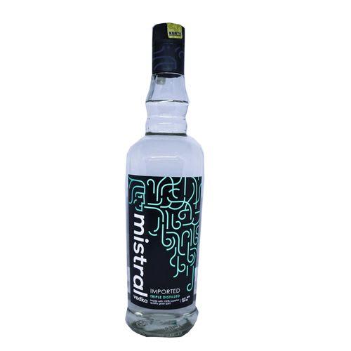 Mistral Vodka Regular 750Ml