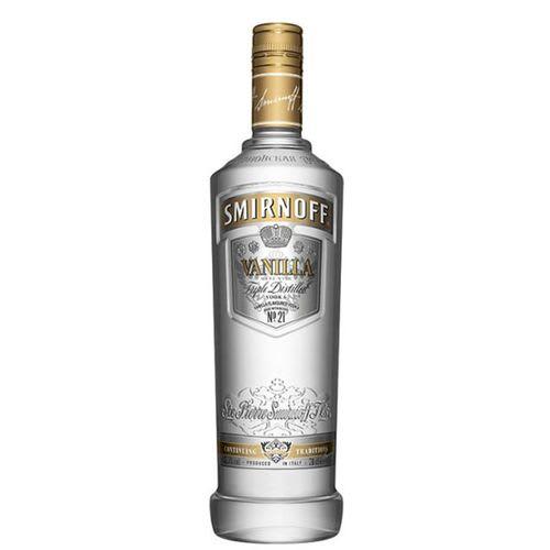 Smirnoff Vodka Vanilla 700Ml