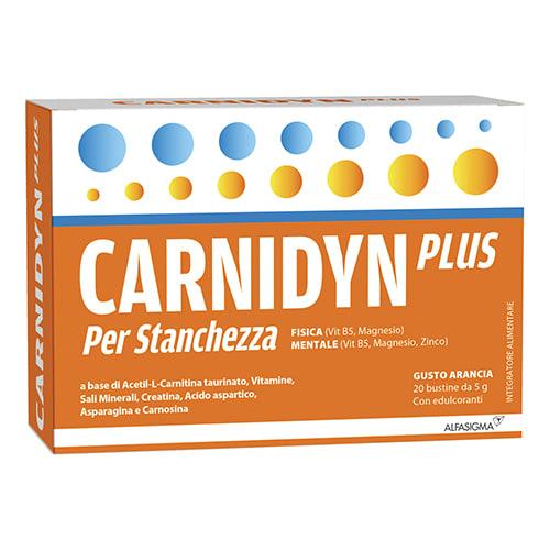 CARNIDYN PLUS 20 BUSTE 5G