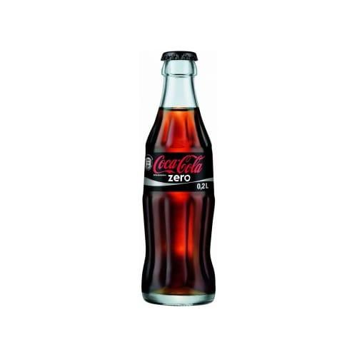 Кока кола Zero (250мл)