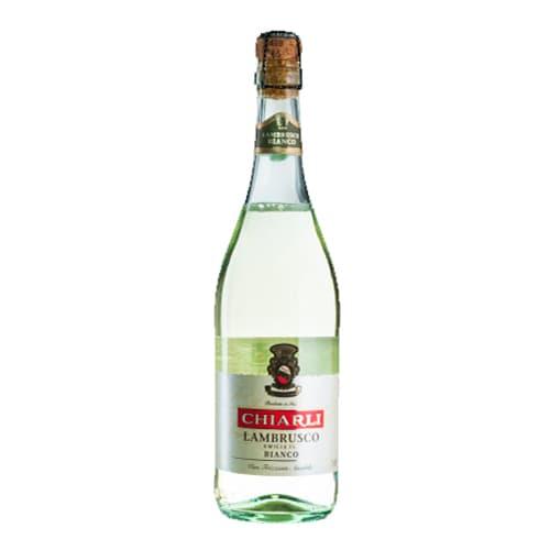 Ігристе вино Lambrusco dell Emilia, Італія, біле солодке (750мл)