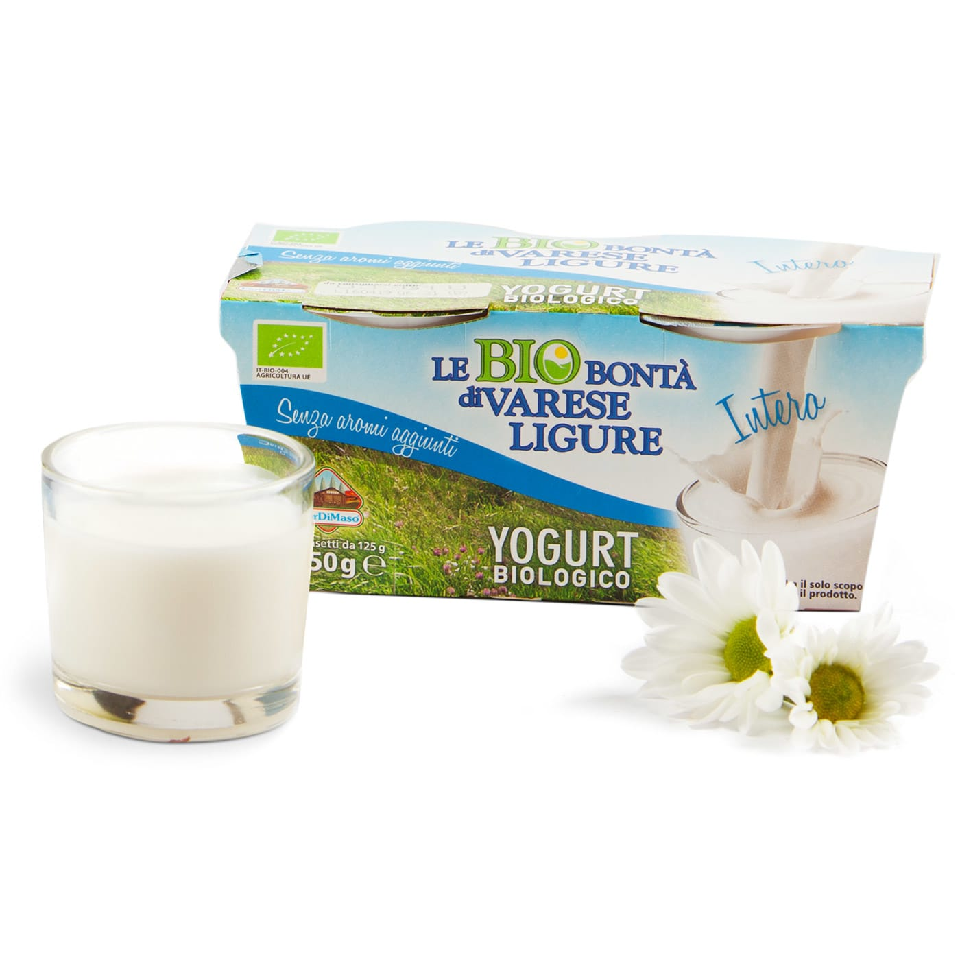 Bio Bontà x Eataly Yogurt bianco 2x125 g