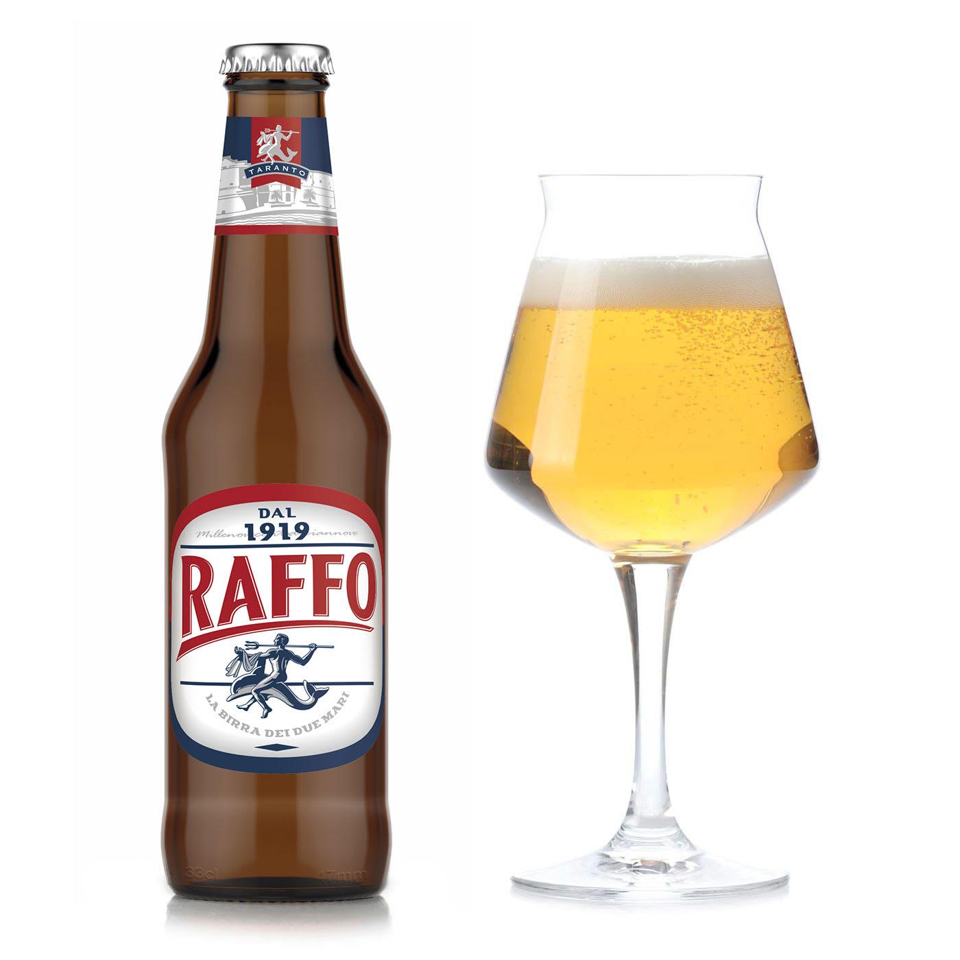 Raffo Birra Chiara Raffo 0,33l