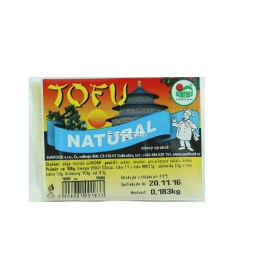 Tofu naturalne Sunfood