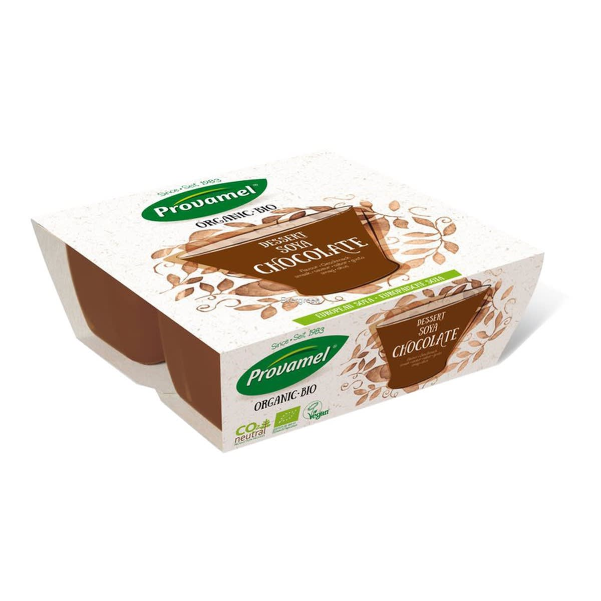 Deser sojowy czekoladowy 4x125g Provamel