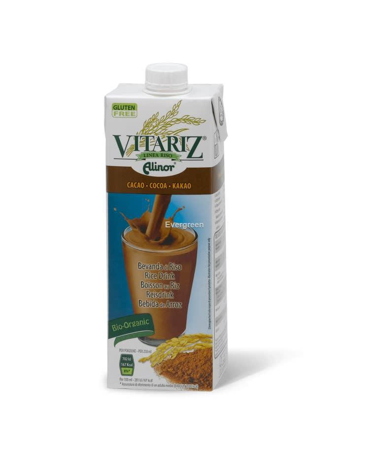 Napój ryżowy z czekoladą BIO 1L Vitariz
