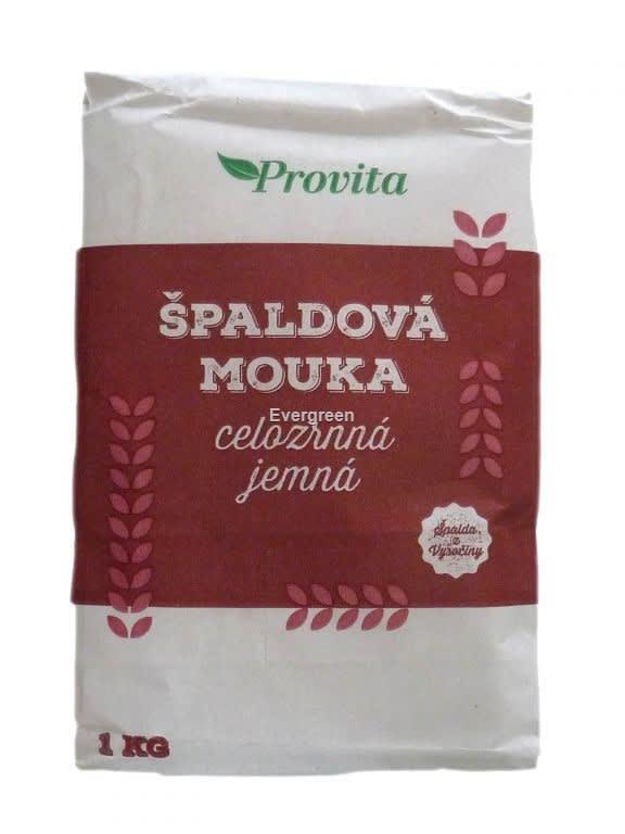 Mąka orkiszowa pełnoziarnista 1kg