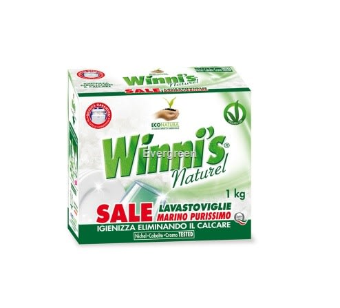 Winni's sól do zmywarki 1kg Promo