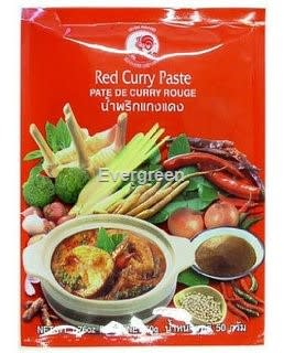 Curry czerwone 50g