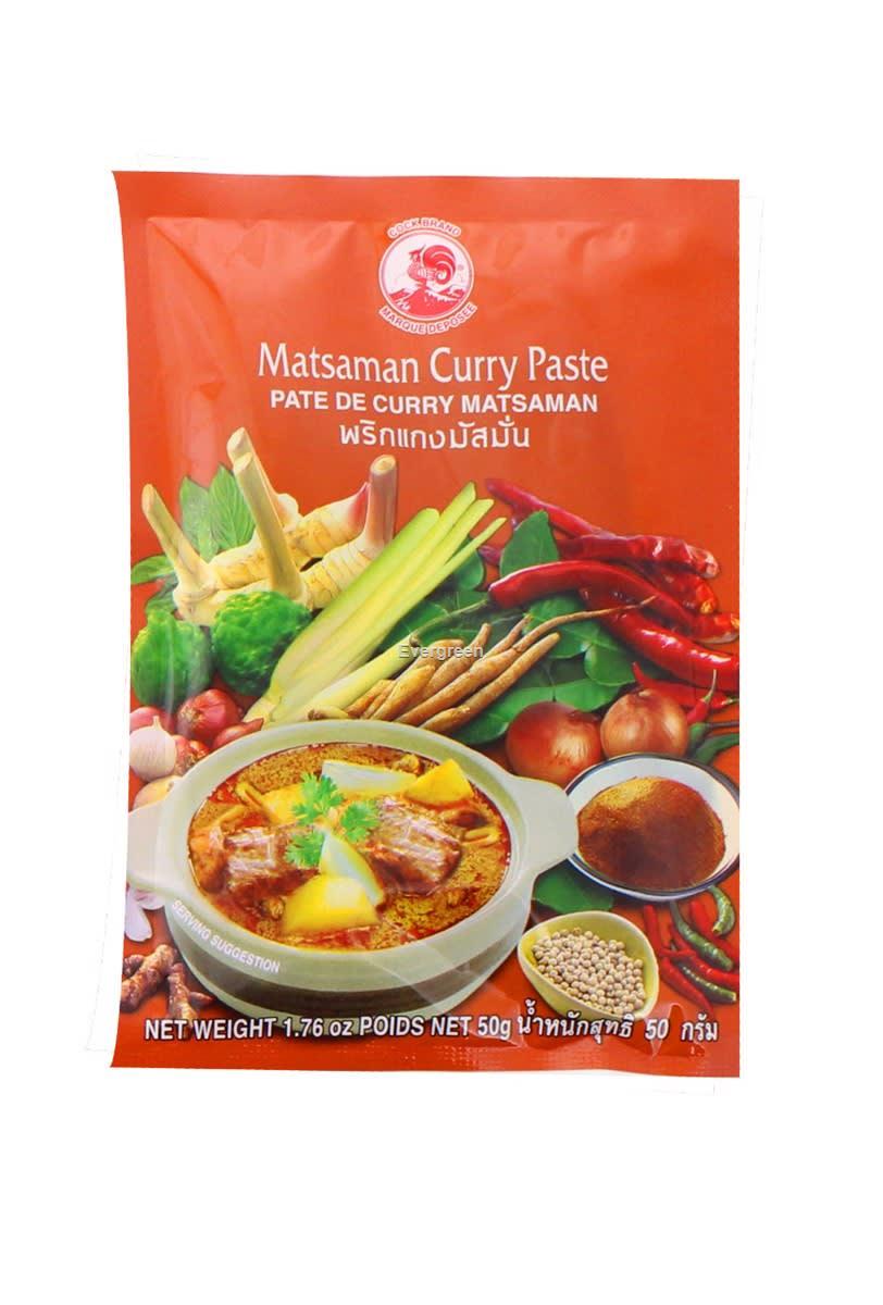Curry Matsaman 50g