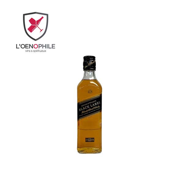 Whisky Johnnie Walker Black Label 37,5 Cl