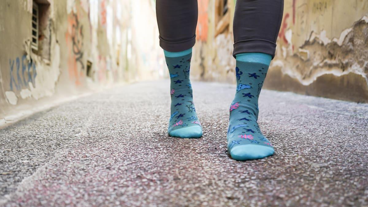 Chili čarape - Banderole ronjenje