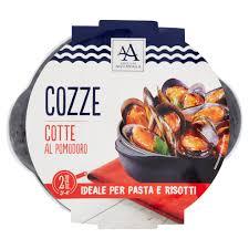 Cozze Cotte Al Pomodoro 500 G