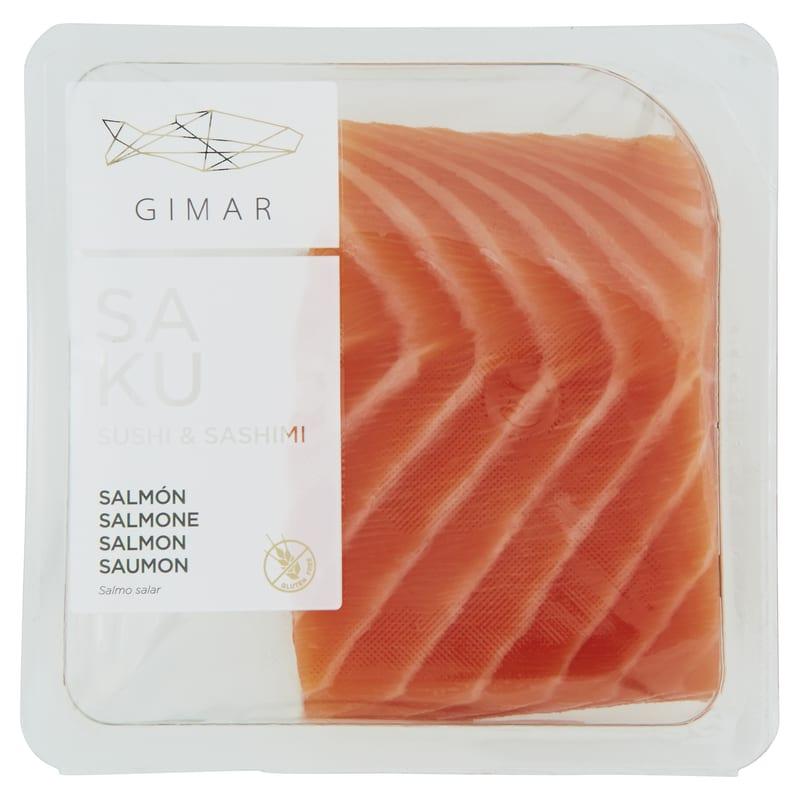 Saku Di Salmone Atm 140 G