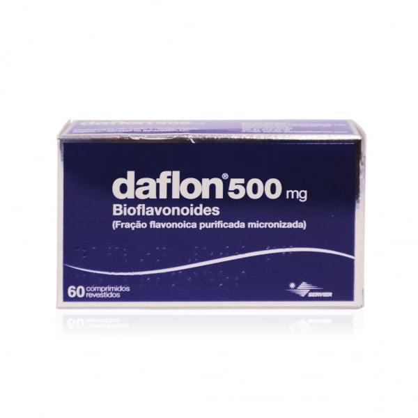 Daflon 500 450/50 mg x 60 comp revest