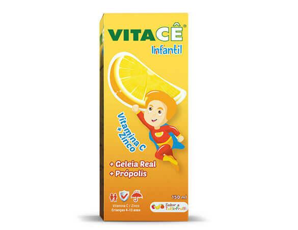 Vitace Infantil Sol Oral 150 Ml sol oral mL