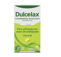 Dulcolax 5 Mg 40 Comp. Revest.