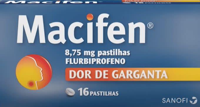 Macifen 8.75 Mg 16 Pastilha