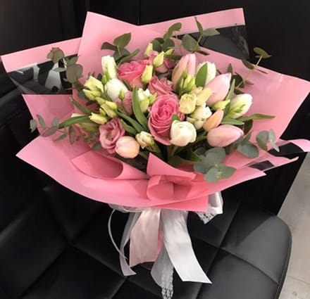 Букет Розе
