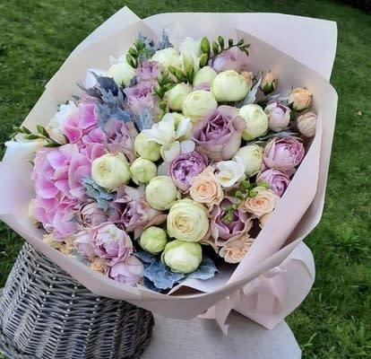 Букет Квіткова спокуса