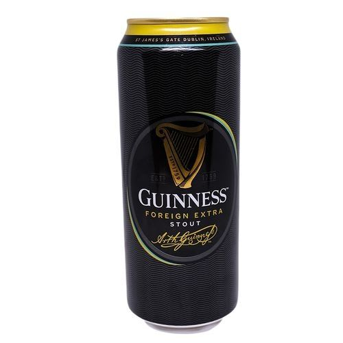 Guinness Stout Can 500Ml
