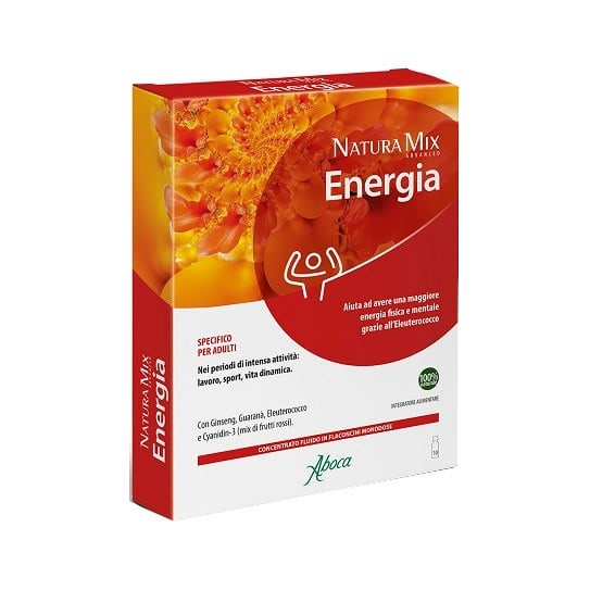 Natura Mix Advanced Energ 10Fl