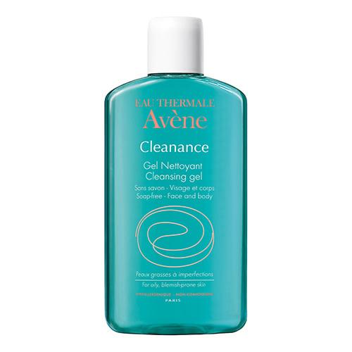Avene Cleanance Gel Detergente 200 Ml