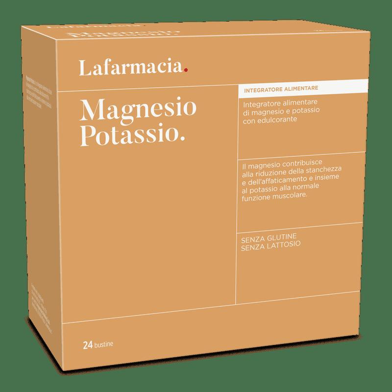 Lf. Magnesio Potassio 24 Buste