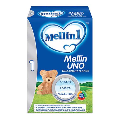 Mellin 1 Latte Polvere 700G
