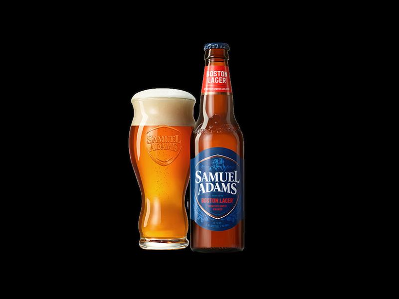 Samuel Adams Boston Lager 33cl 4.8º Alc. USA