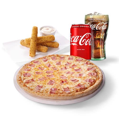 Menú Individual - Pizza Especialidad