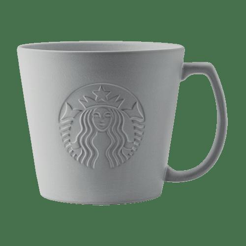 Mug Siren Stone Gray 12oz