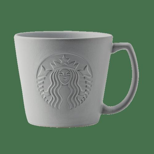 Mug Siren Stone Gray 8oz