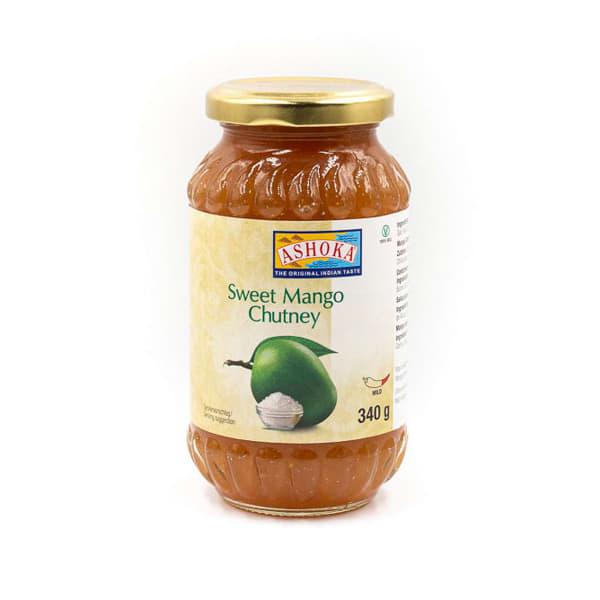 Chutney De Mango Dulce 340G