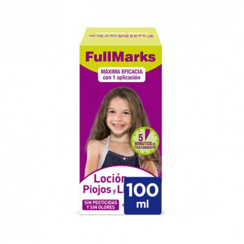 Fullmarks  Solucion Pediculicida 100 Ml