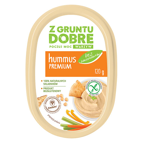 Hummus premium 120 g