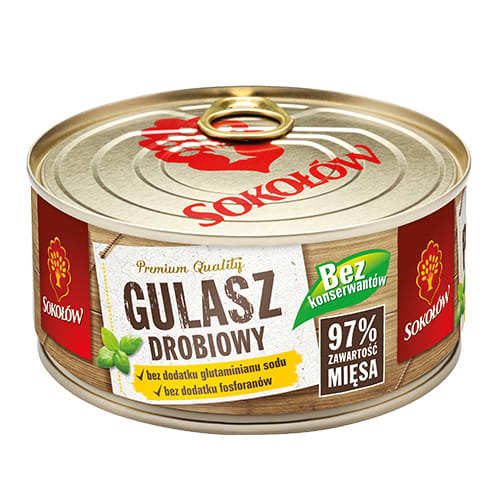 Gulasz drobiowy 300 g