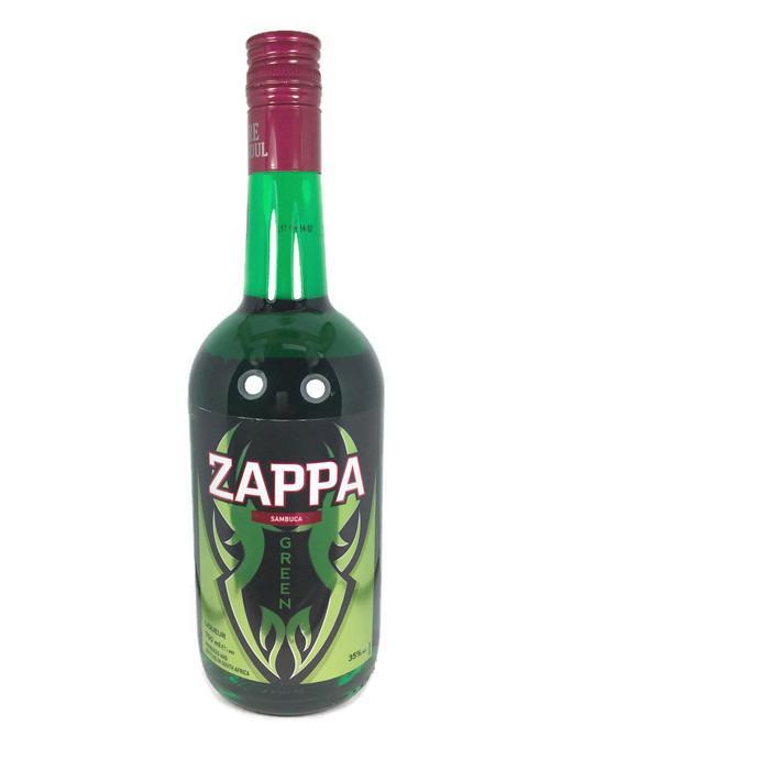 Sambuka Zappa Green 750Ml