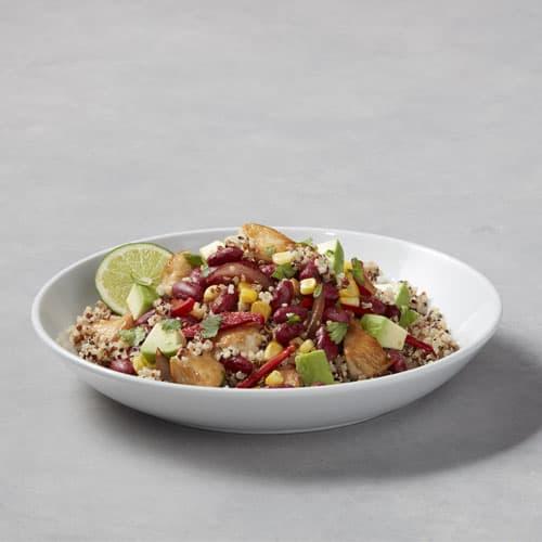 Mexican Bowl c/ Frango e Abacate