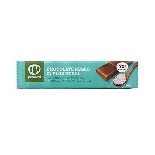 Chocolate Negro c/ Flor Sal